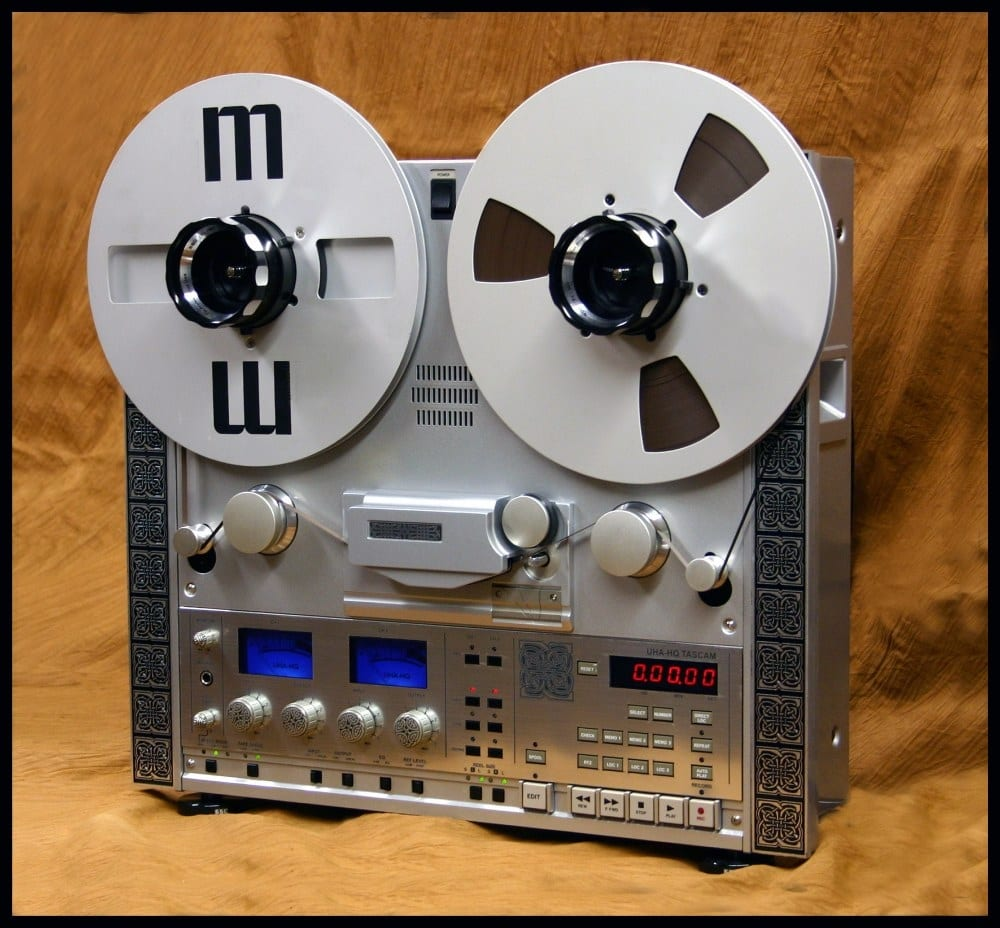 United Home Audio's New Tape Deck and Next-Gen Reel-to-Reel Tapes