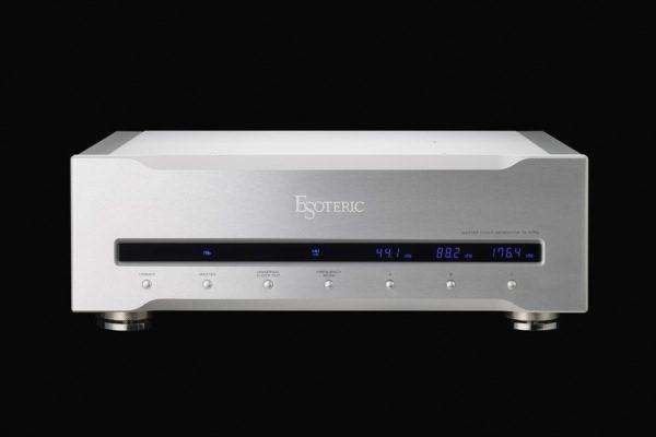 TAS 180: Esoteric G-ORb Rubidium Master Clock Generator