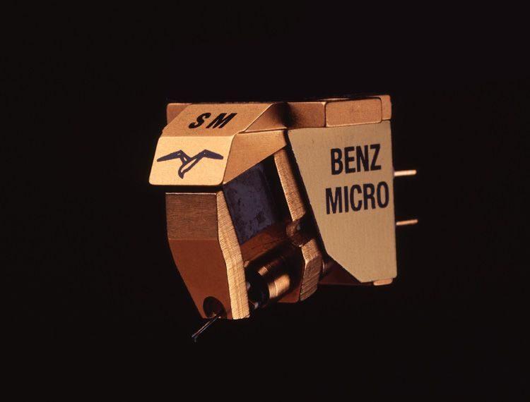 TESTED: Benz Micro Glider SM Phono Cartridge