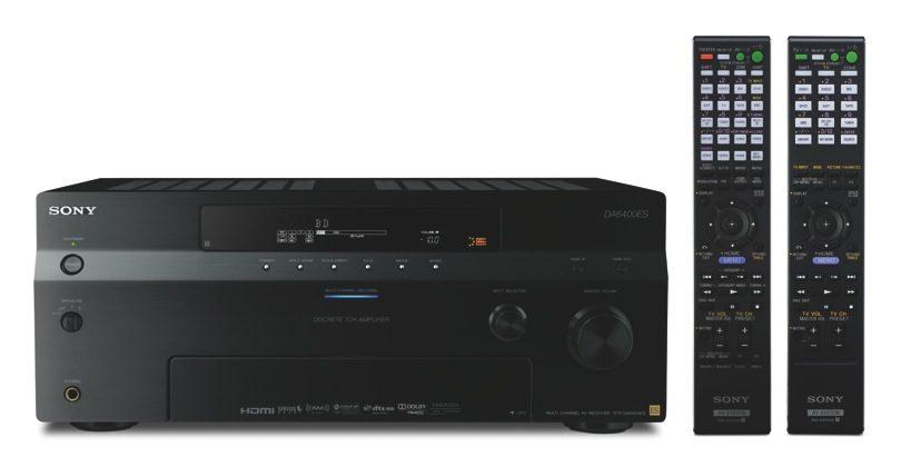 TESTED: Sony STR-DA6400ES A/V Receiver & BDP-S5000ES Blu-ray Player