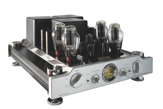 TAS 194: Audio Space Reference 3.1 (300B) Integrated Amplifier