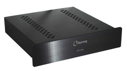 TAS 195: Odyssey Audio Khartago Stereo Amplifier