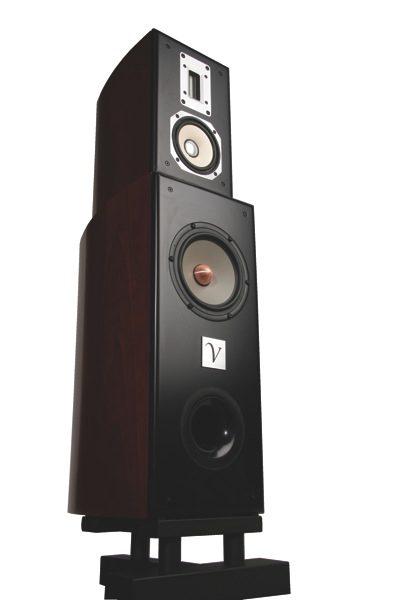 Von Schweikert Audio UniField Model Three Loudspeaker (TAS 198)