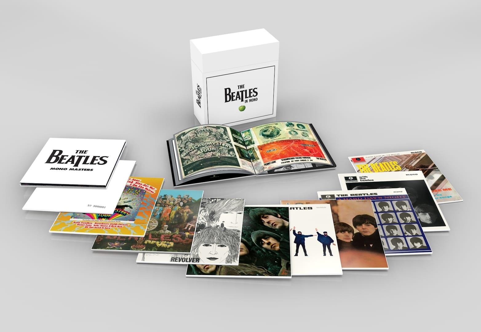 """Neil Gader Listens to """"The Beatles In Mono"""" LP Box Set"""