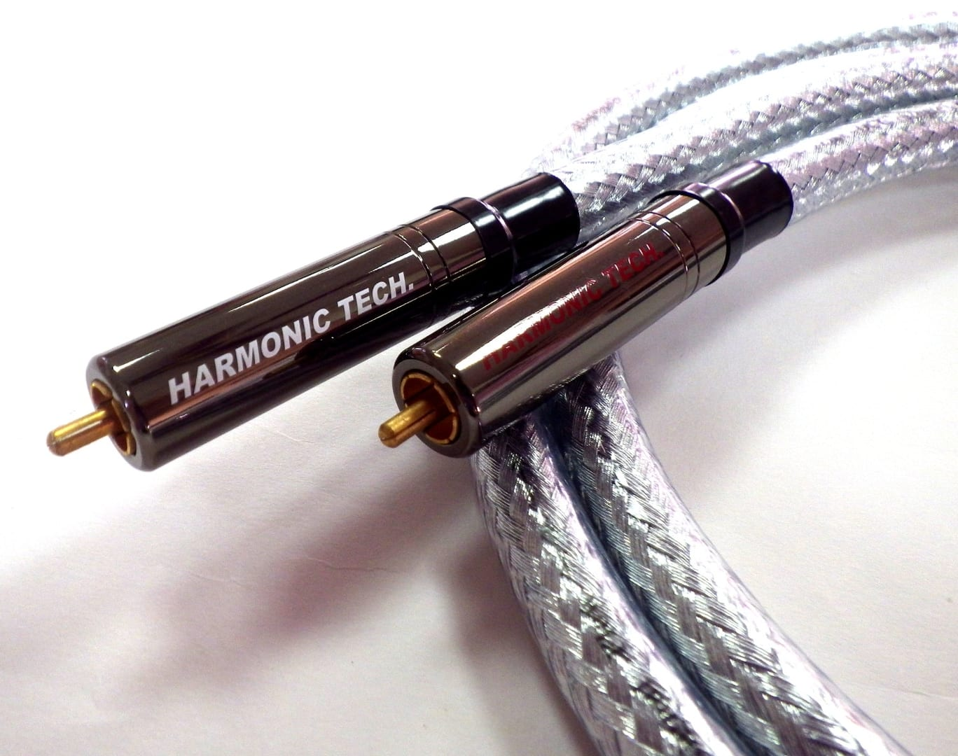 Harmonic Technology Pro-7 Reference Armour Loudspeaker Cable and Armour Link III Interconnects