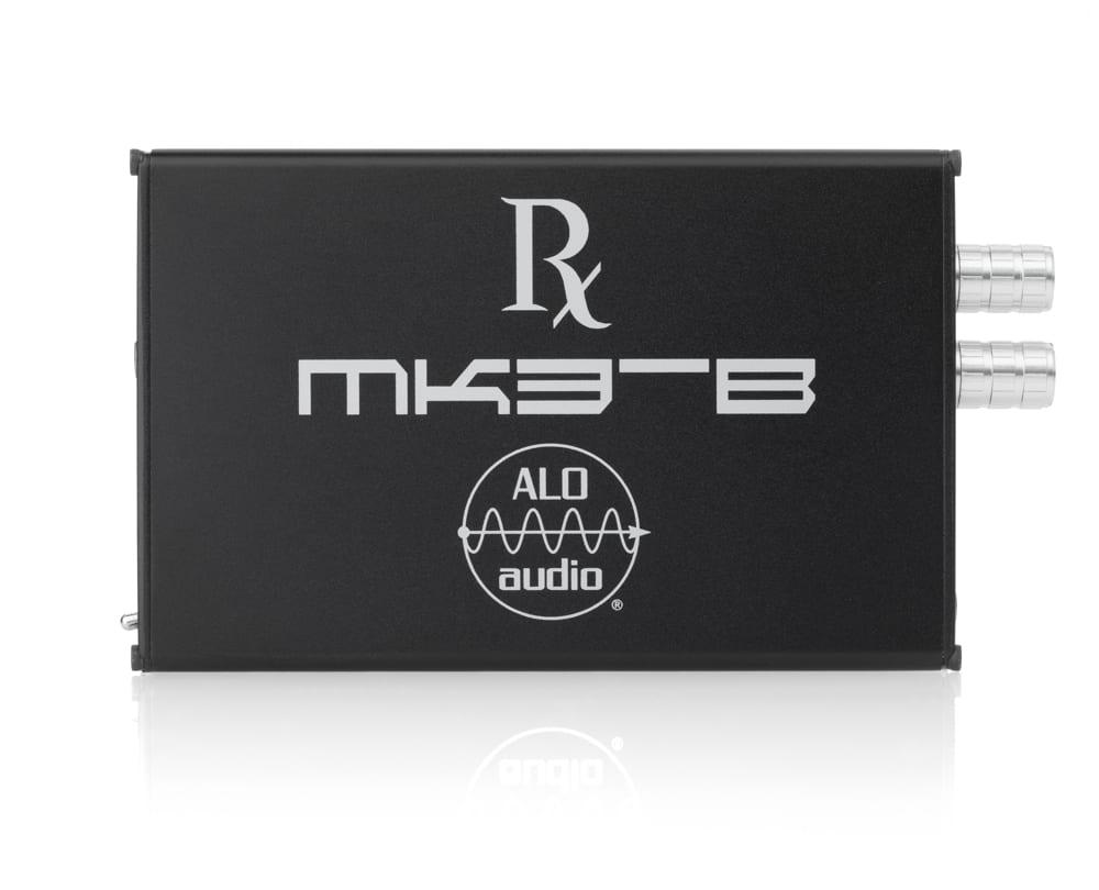 ALO Audio Rx MK3-B Fully-Balanced Portable Headphone Amp (Playback 61)