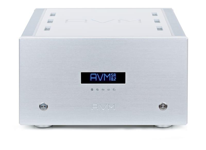AVM SA8 Power Amplifier