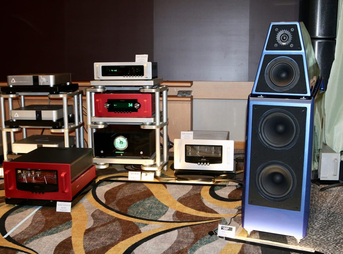 Hong Kong High-End Audio Visual Show Report