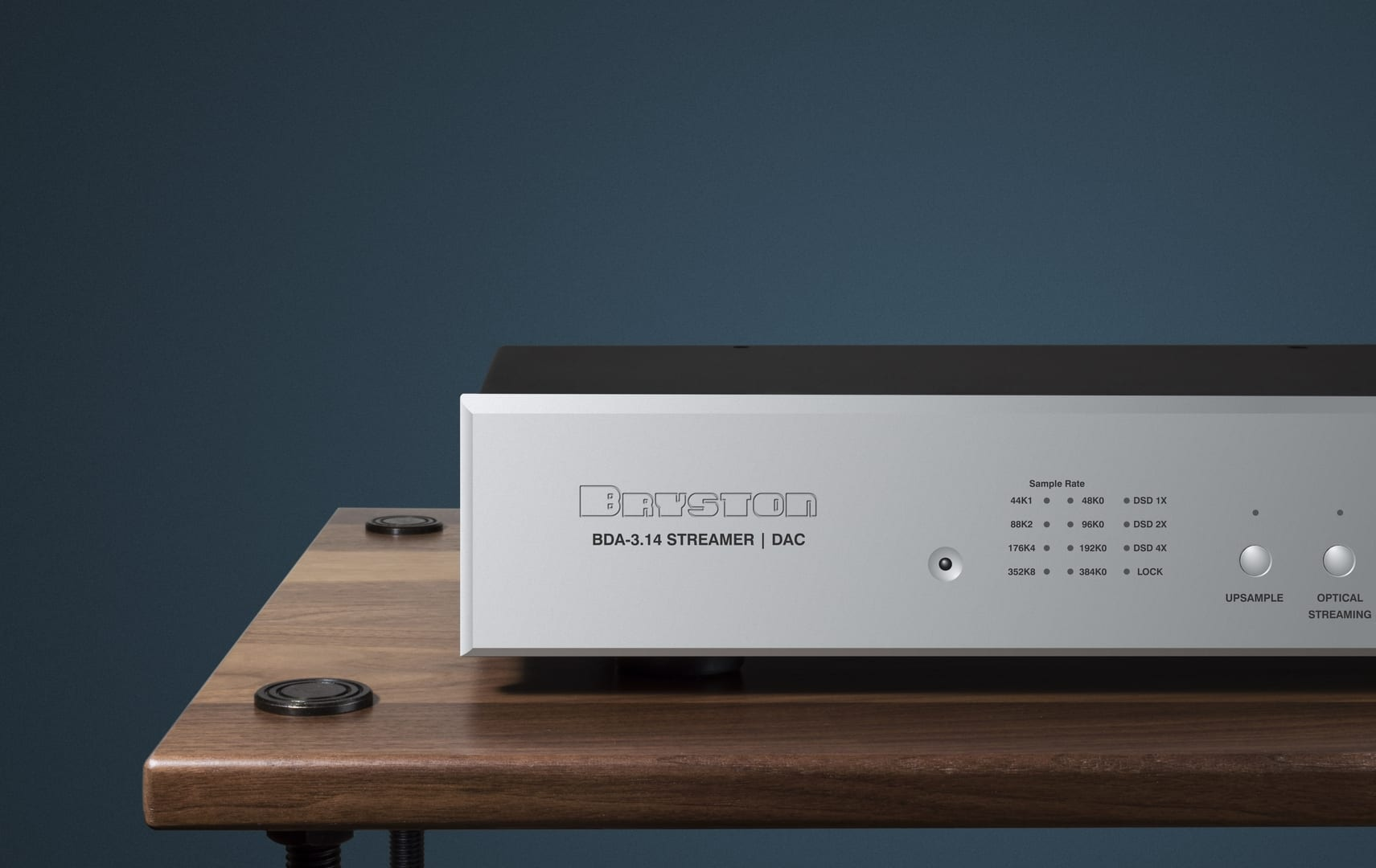 Bryston BDA-3.14 DAC/Preamp/Streamer