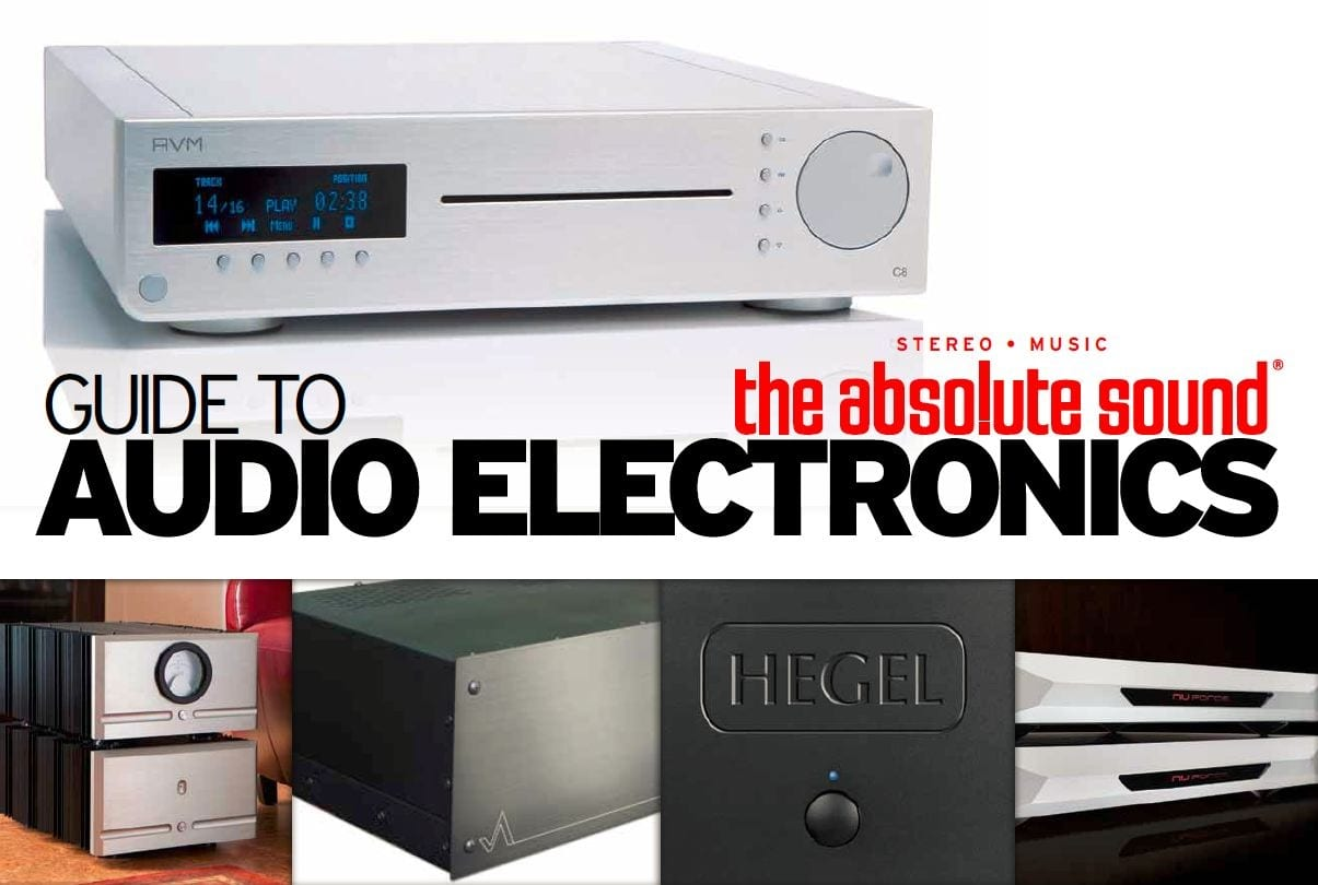The Absolute Sound Guide to Audio Electronics  2012 Released for Download