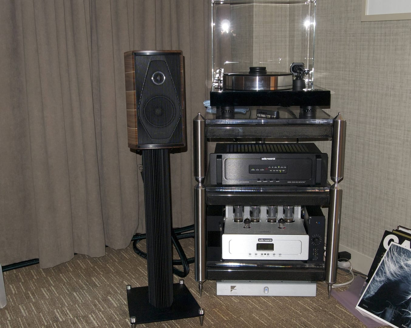 Neil Gader on the California Audio Show: Part Two