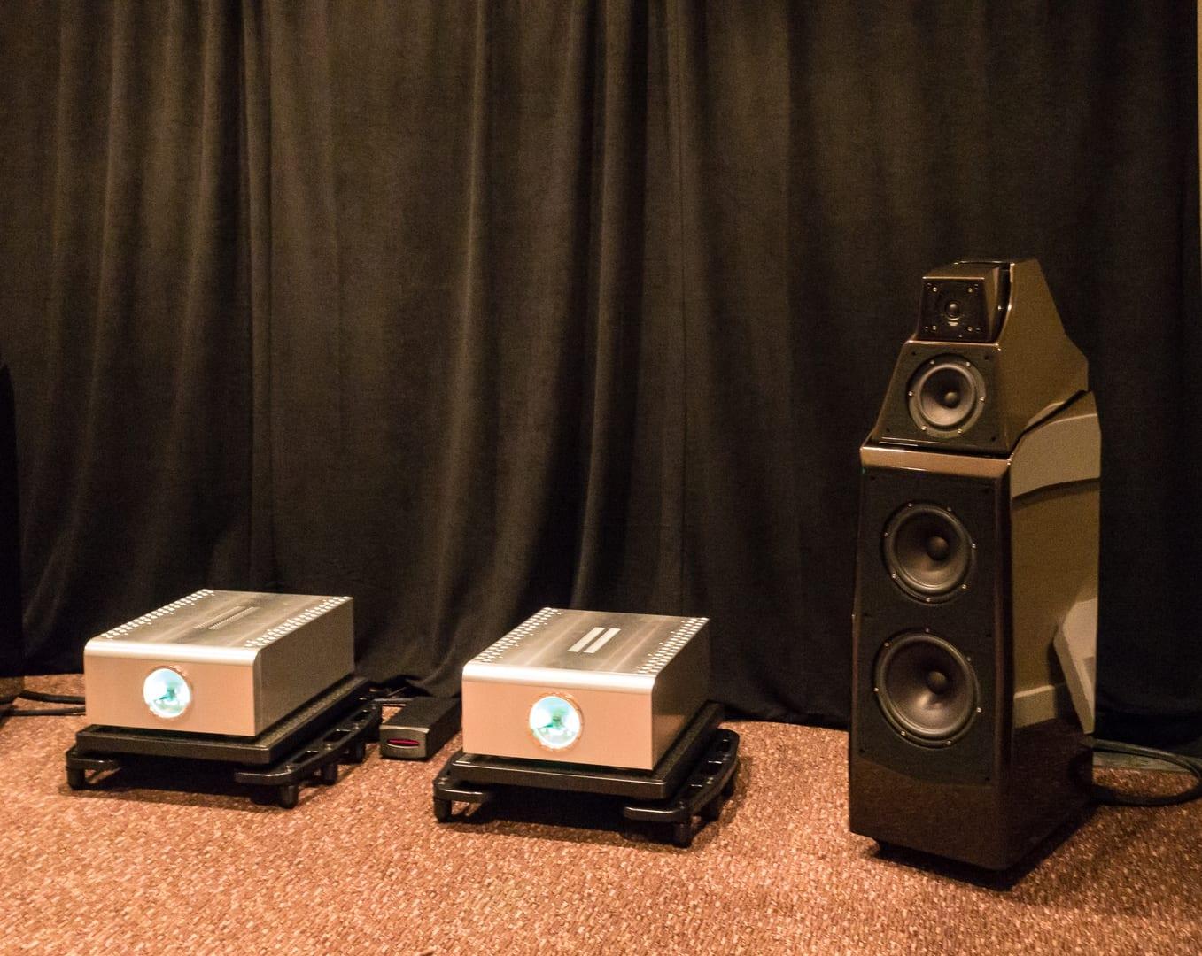 AXPONA 2016: Electronics $20k and Up