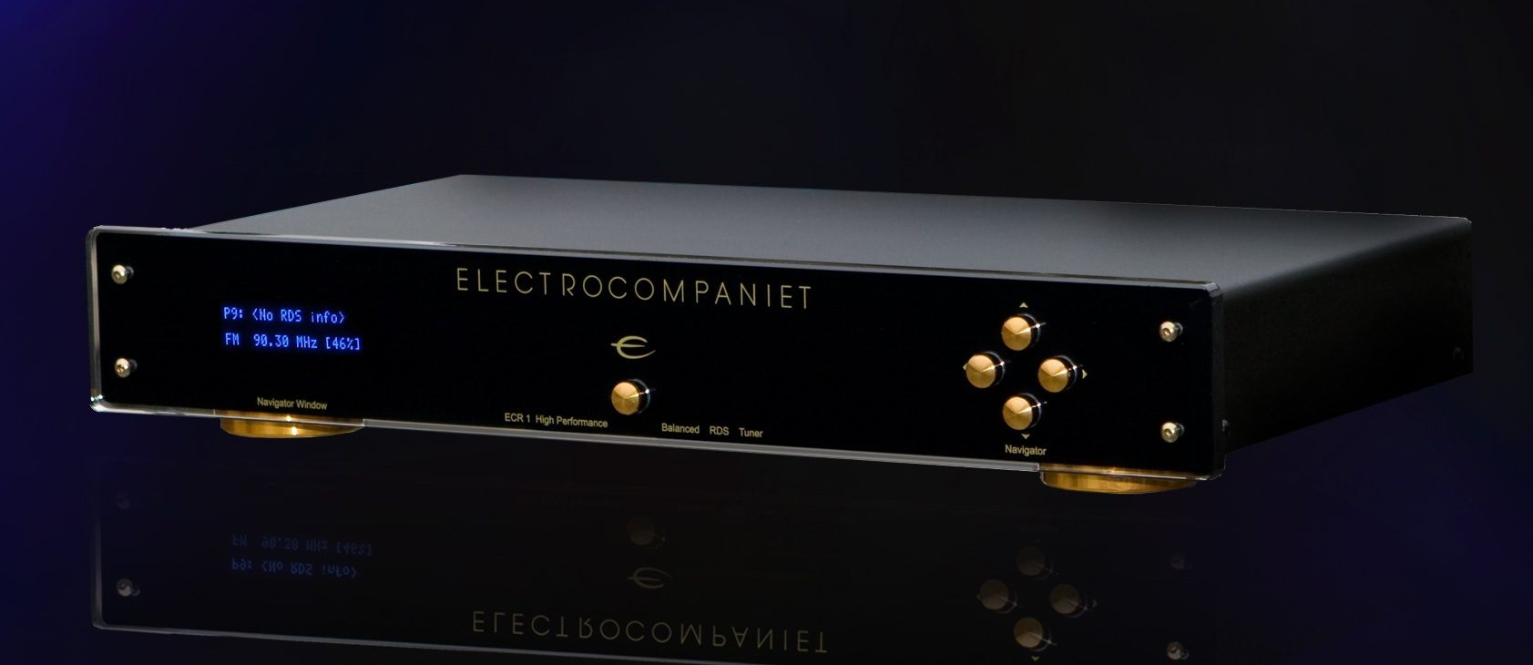 Electrocompaniet Introduces the ECR 1—A High-Performance, Do-All Tuner