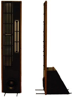 Eminent Technology LFT-8b Loudspeaker