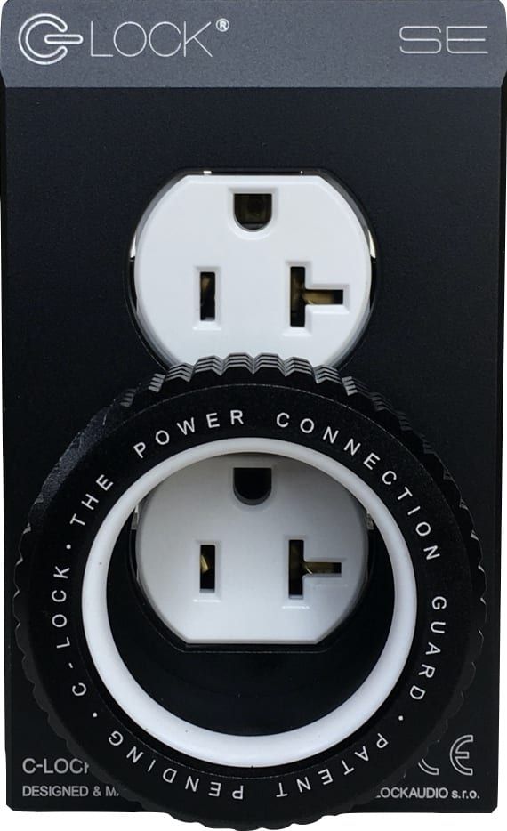 Introducing C-LOCK Power Connection Guard