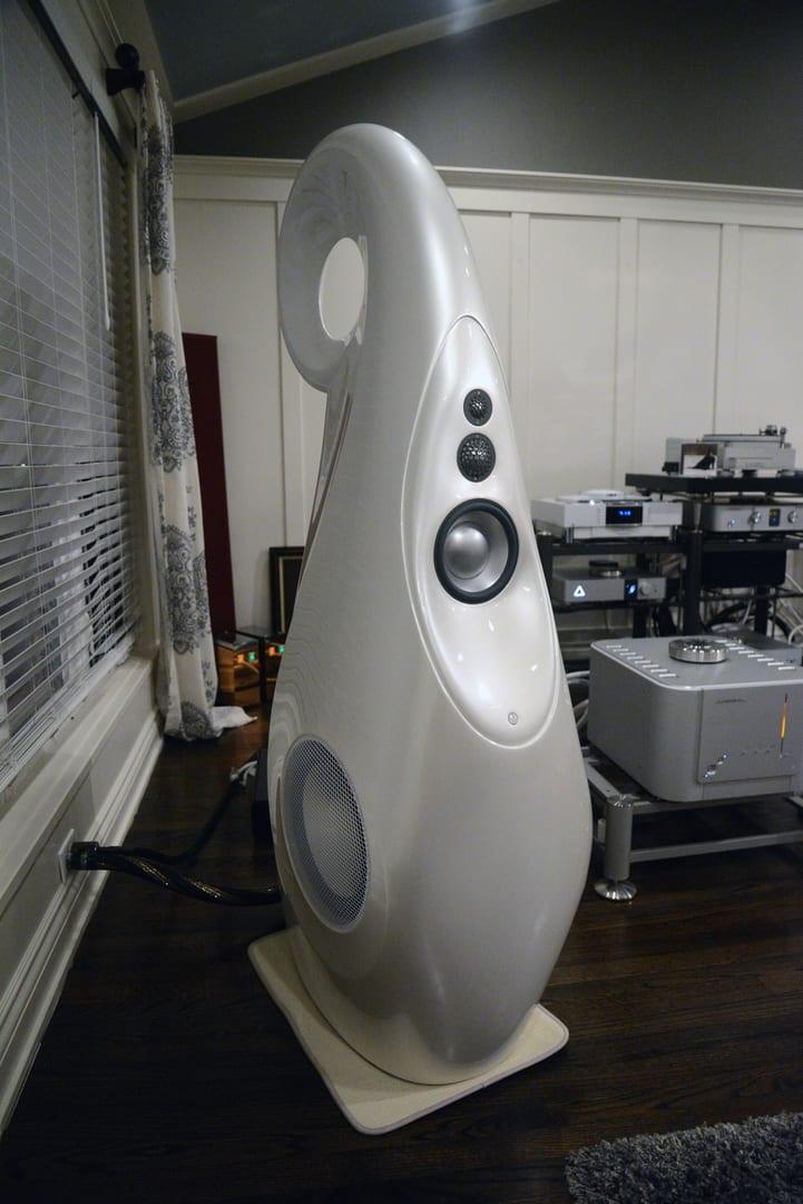 North American Launch of the Vivid Audio Giya G1 Spirit Loudspeaker