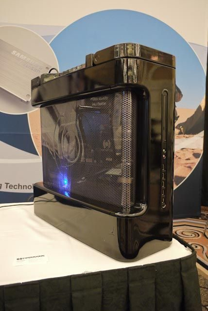 Storage Visions Blog #1: The World's Most Extreme PC