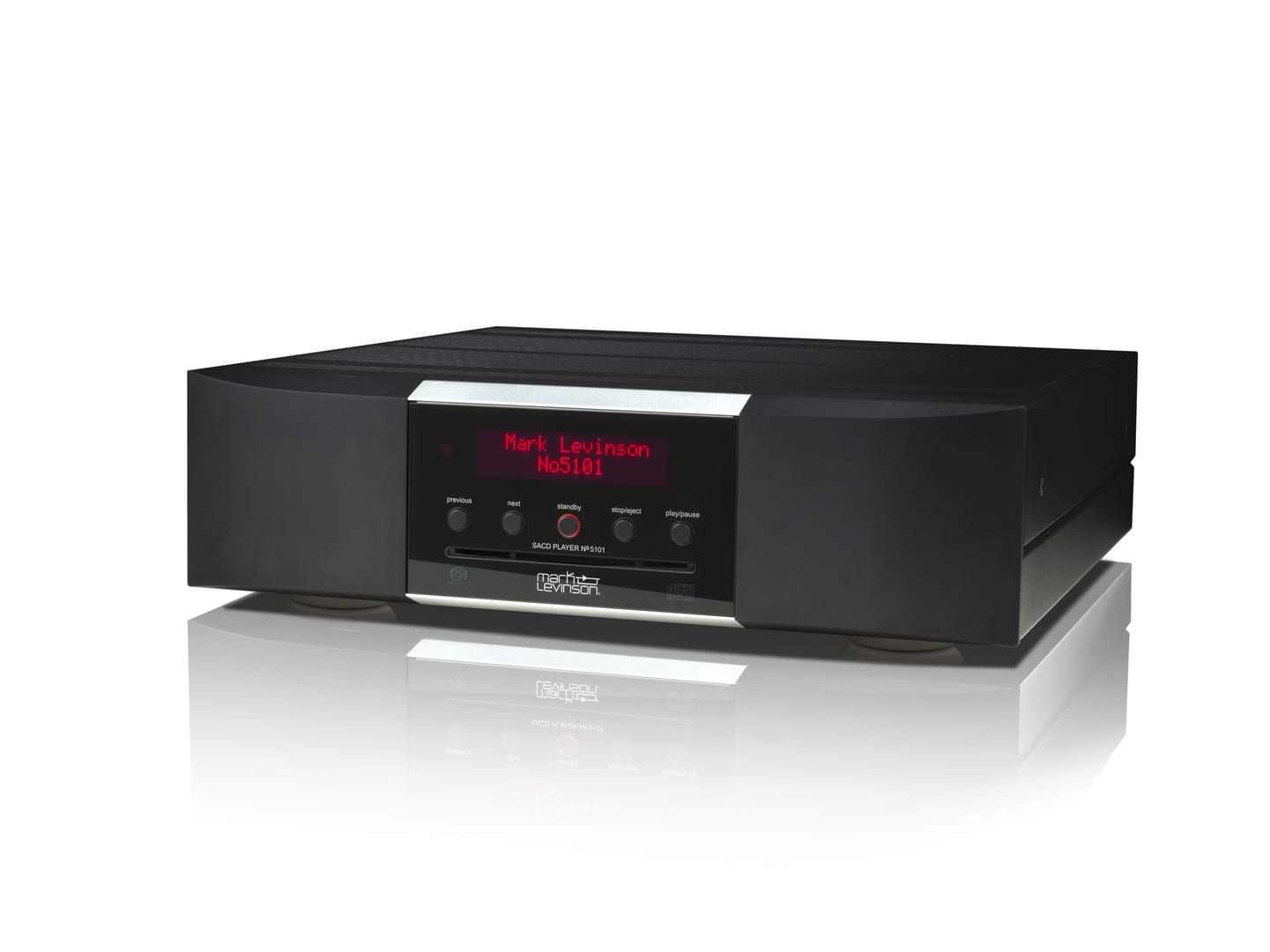 New Mark Levinson No 5101 Streaming Sacd Player and DAC Defies Convention