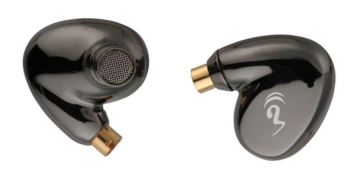 oBravo Cupid hybrid planar magnetic/dynamic earphone