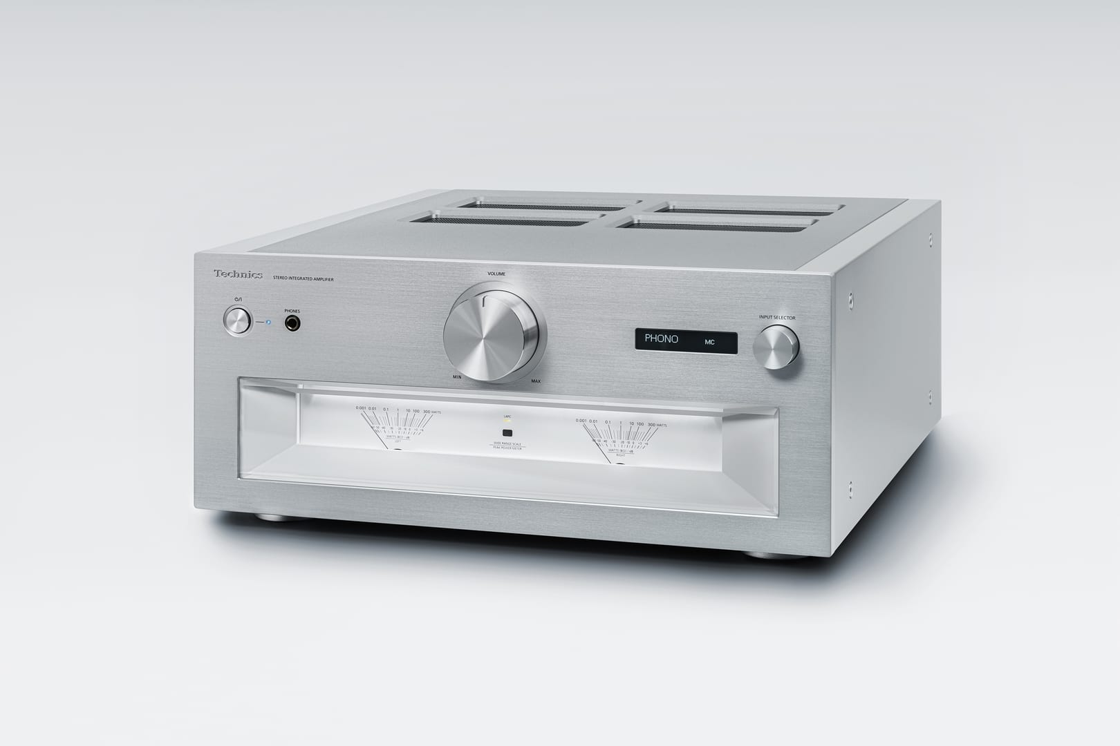 First Ever Reference Class SU-R1000 Integrated Amplifier Developed to Further Expand Technics' Sound Experience