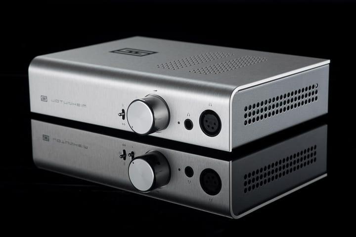 Schiit Audio Jotunheim Multibit headphone amp/preamp