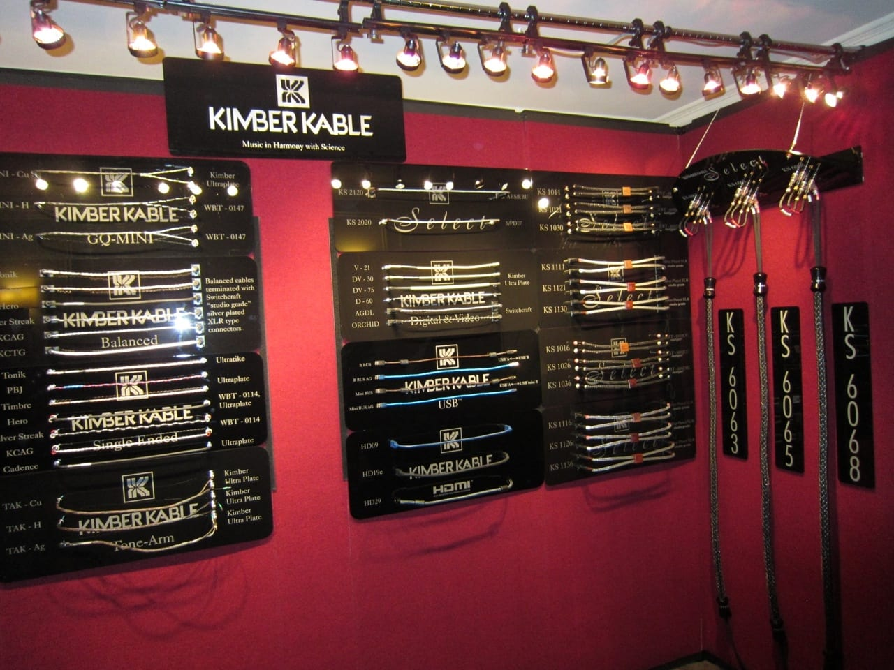 CES 2013: Cables and Power Products