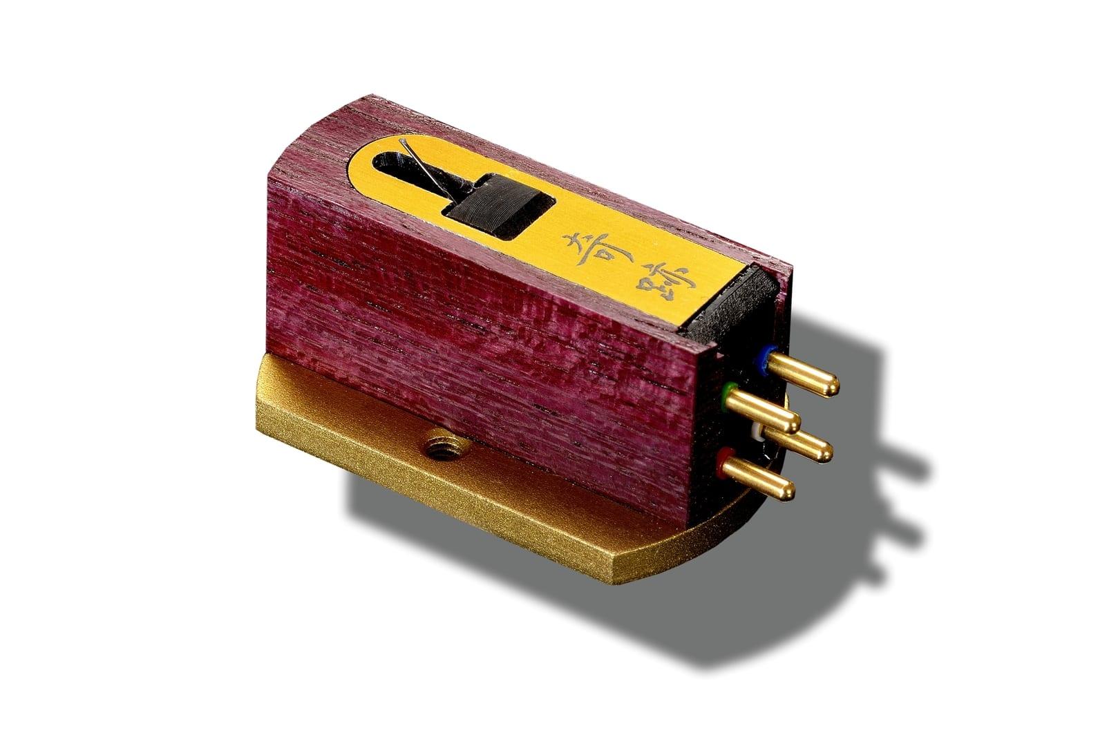 Kiseki PurpleHeart NS Moving-Coil  Phono Cartridge