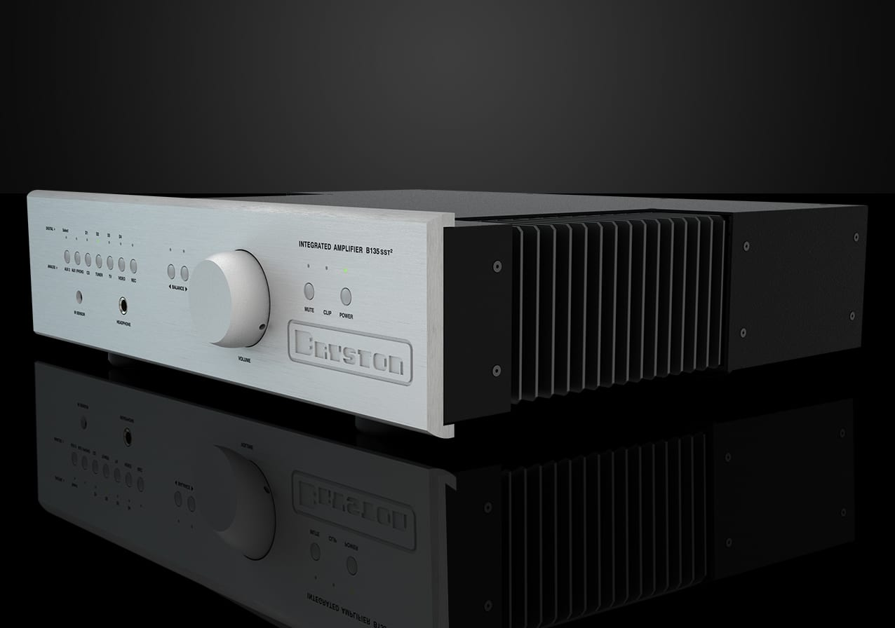Bryston B-135 SST2 Integrated Amplifier