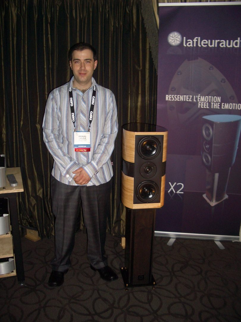 CES Report: Of Loudspeakers & Loose Ends