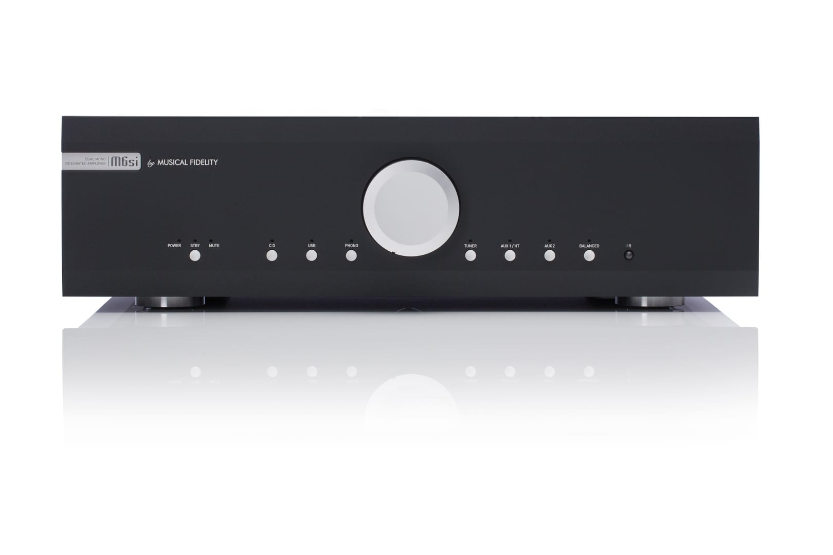 New M6si Integrated Amplifier from Musical Fidelity