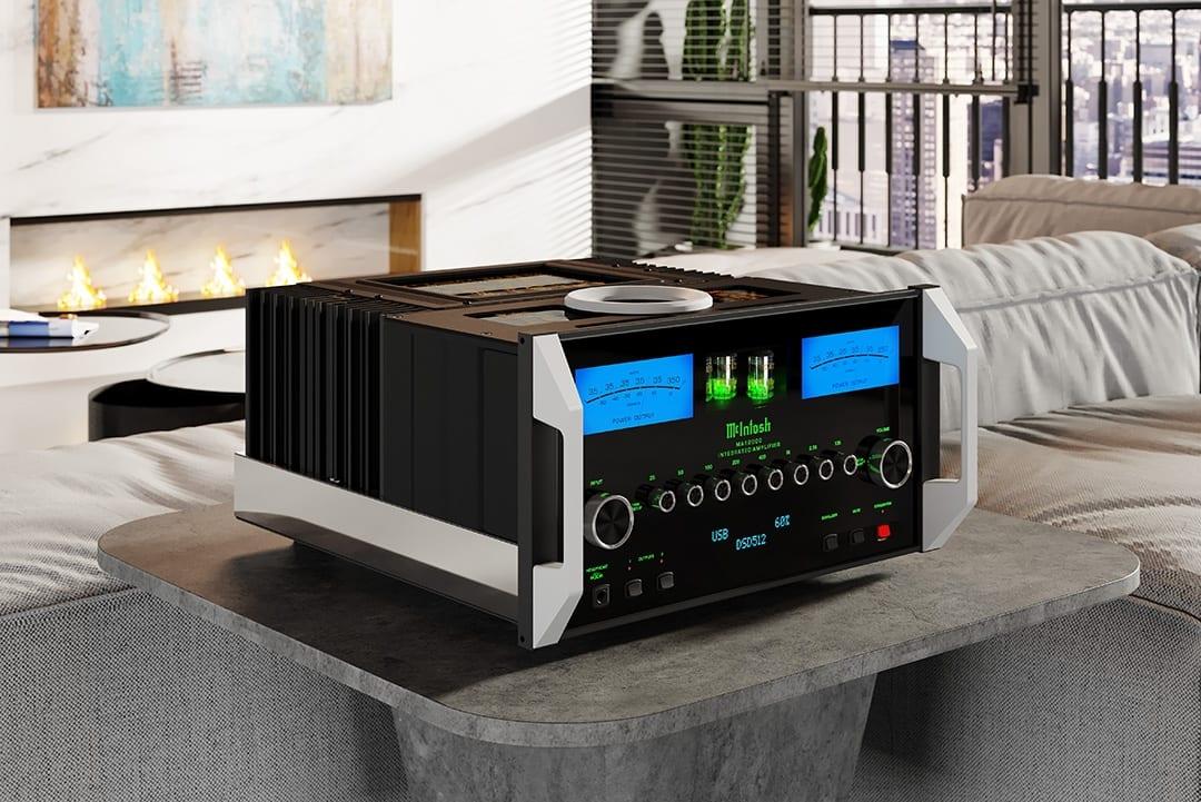 McIntosh Announces MA12000 Hybrid Integrated Amplifier