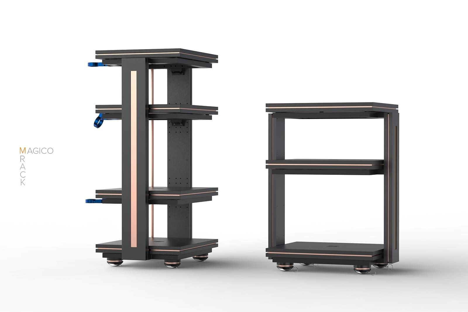 Magico Introduces MRACK Audio Equipment Stand