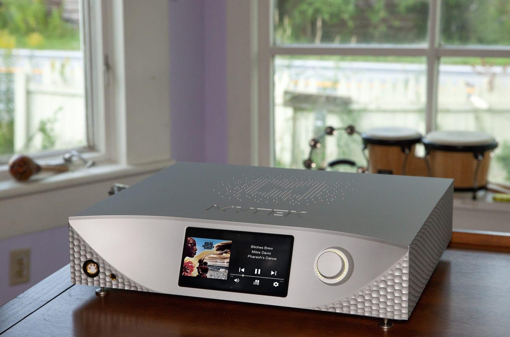 Mytek Audio Introduces Empire DAC/Streamer/Preamplifier