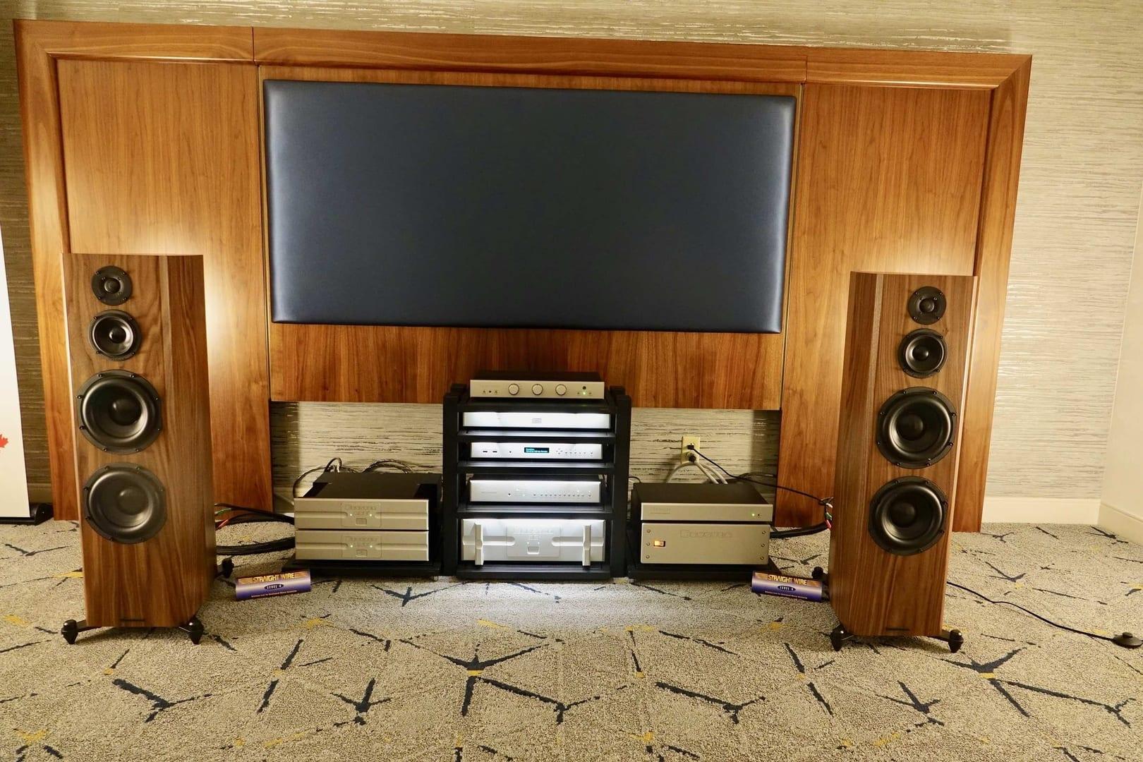 LA Audio Show Report: Loudspeakers