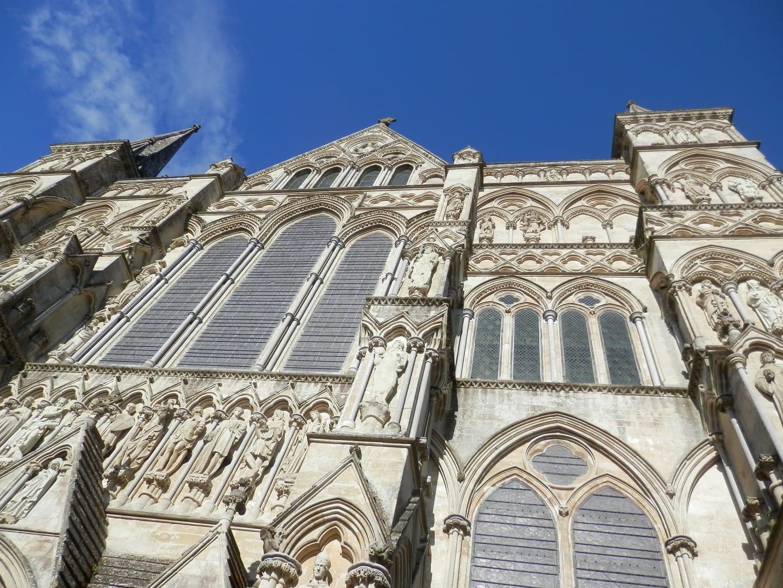 Choral Evensong at Salisbury Cathedral