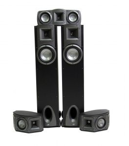 Klipsch Synergy F-1 Home Theater System