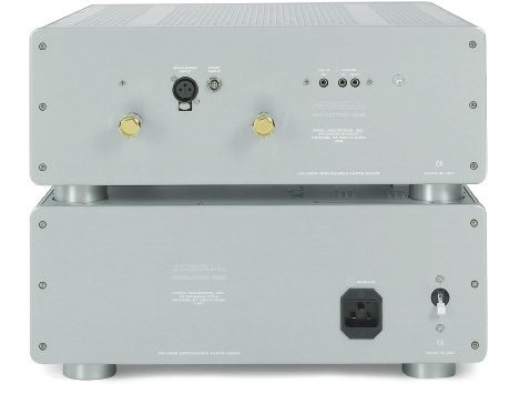 Krell Evolution Preamp and Amplifier