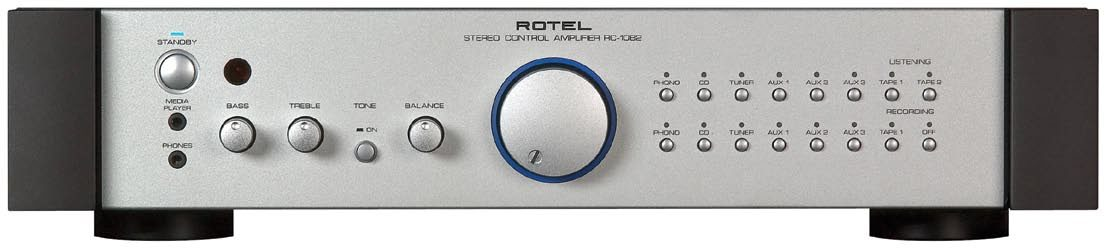 Rotel RC-1082 Stereo Preamplifier