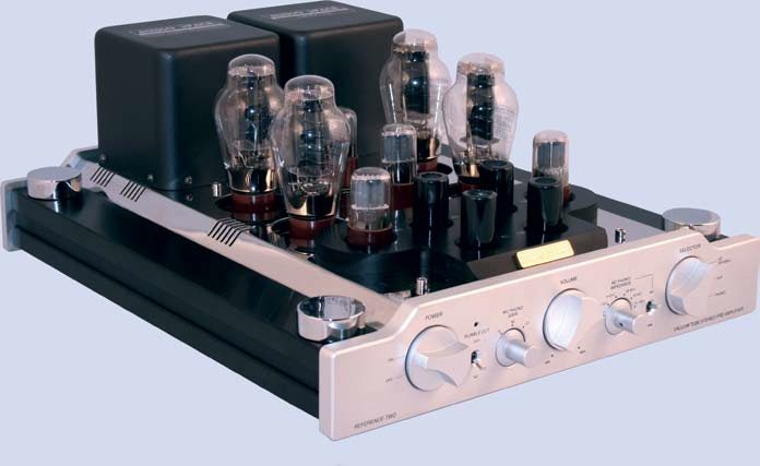 Audio Space Reference 2 Linestage Preamplifier