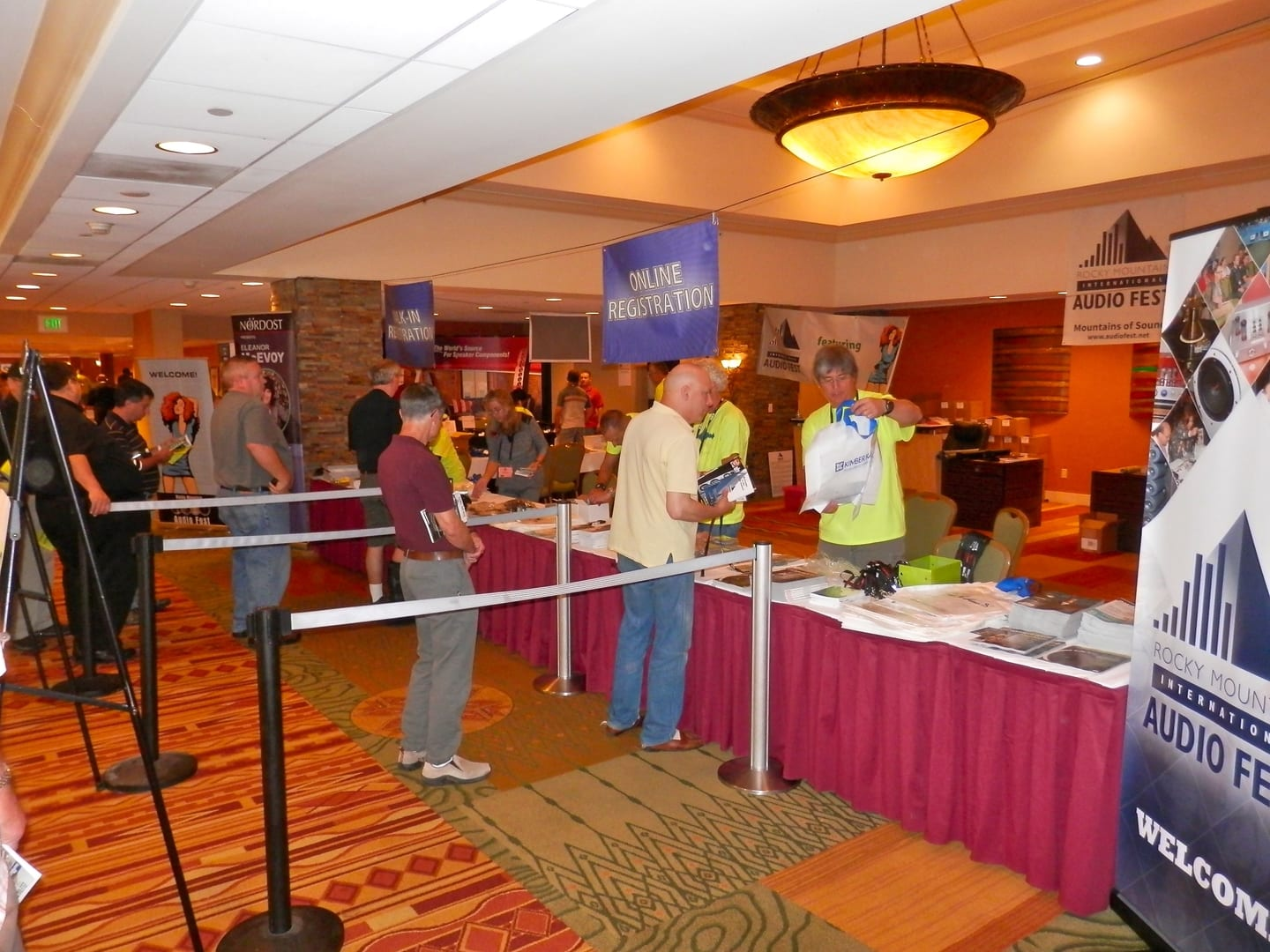 33 Two-Channel Audio Discoveries from RMAF 2015