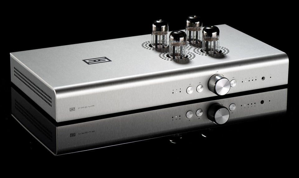 Schiit Freya+ Preamp and Bifrost 2 DAC