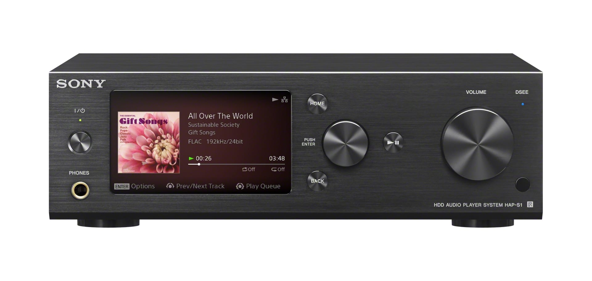Sony Backs Hi-Res Audio Big Time