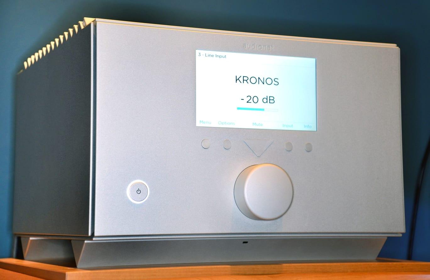Audionet Scientist Series Electronics: Stern Linestage and Heisenberg Monoblocks