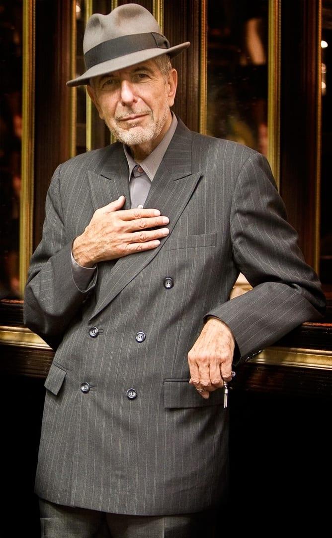 Leonard Cohen: September 21, 1934 – November 7, 2016