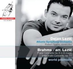 Brahms: Piano Concerto No. 3