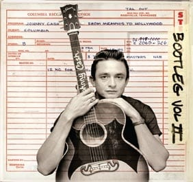 Johnny Cash: Bootleg Volume II- From Memphis To Hollywood