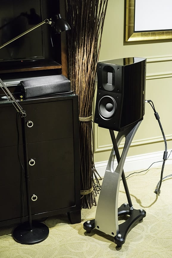 Loudspeakers $20k and Up at CES 2014