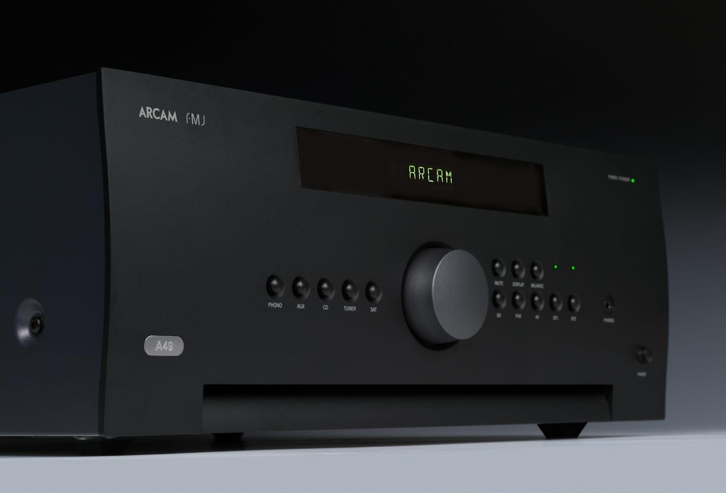 Arcam FMJ A49 Integrated Amplifier