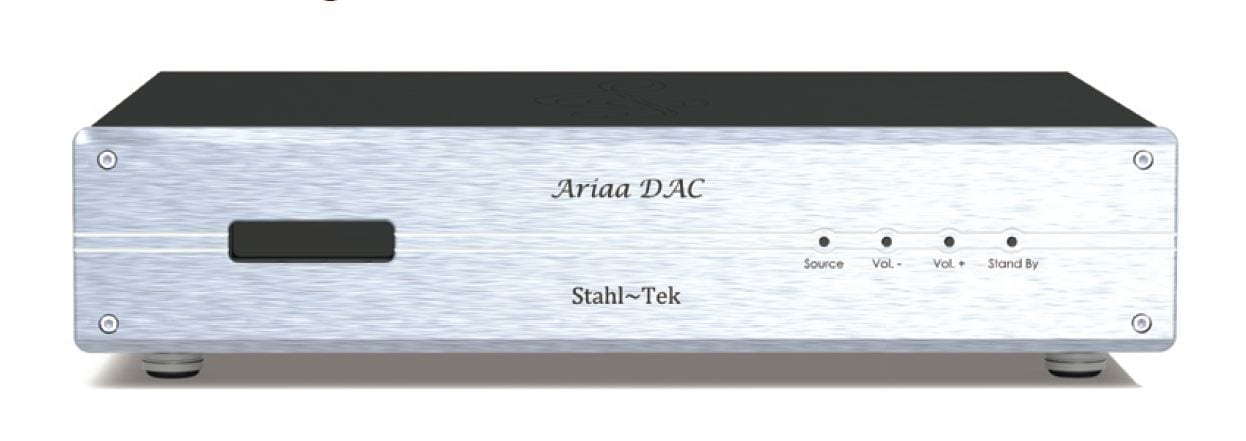 Stahl~Tek To Release Ariaa DAC at Axpona