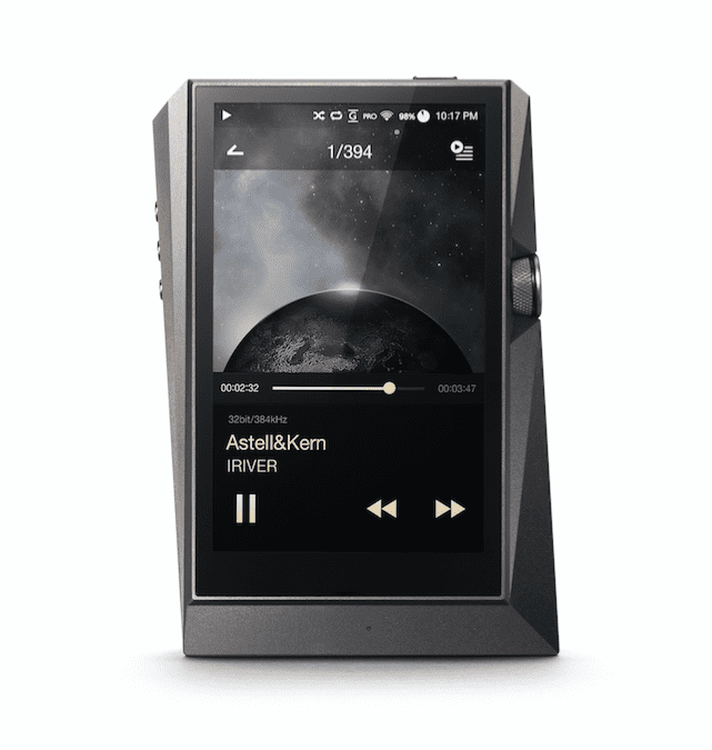 Astell&Kern AK380 Portable Music Player